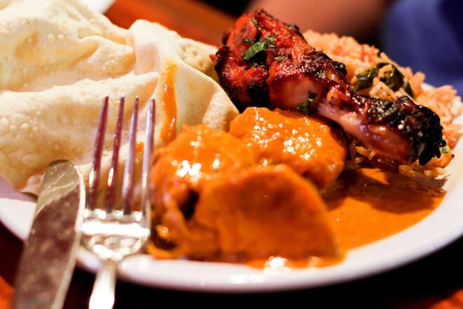 Office bigot refuses to admit that Indian food smells good