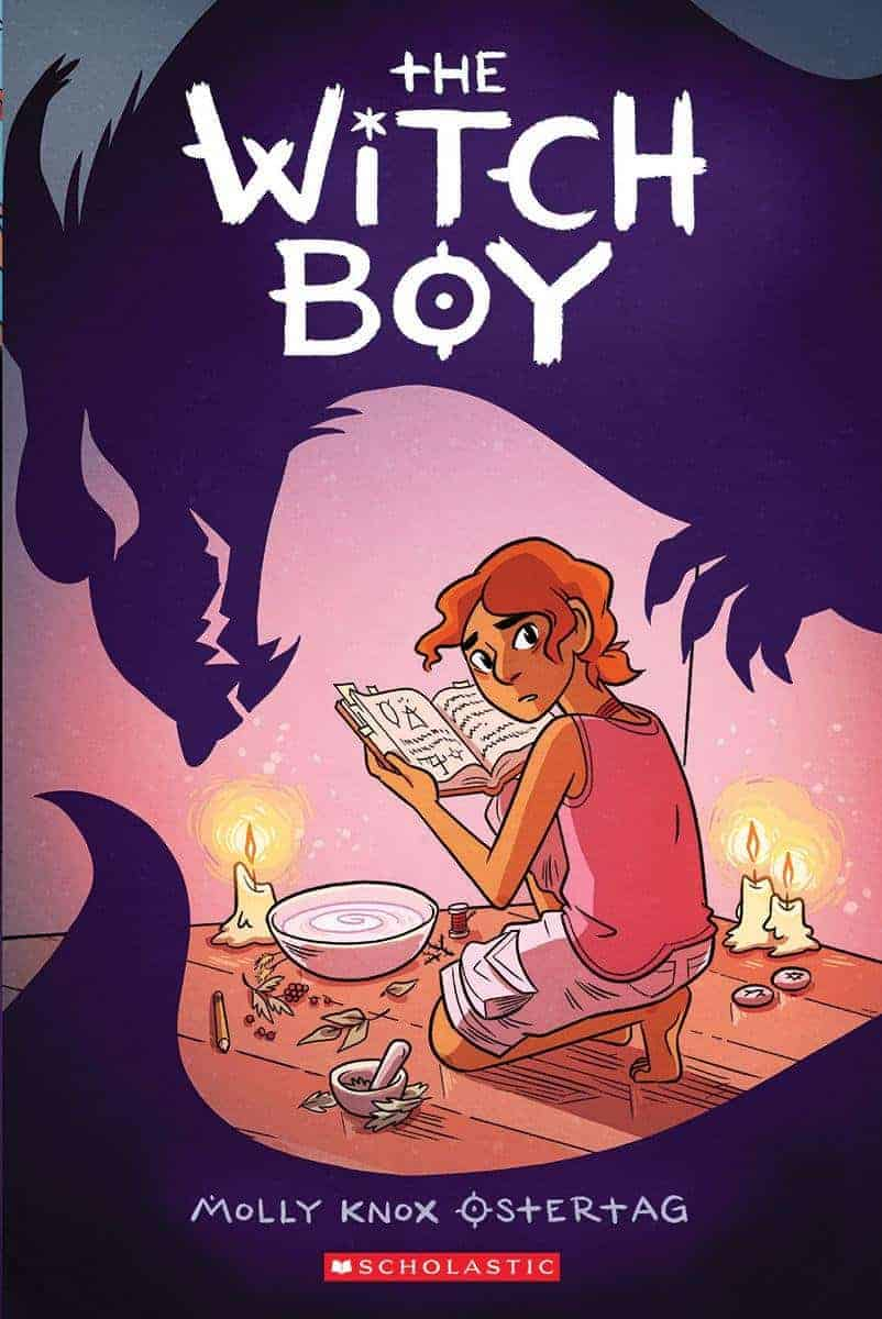witch boy book review