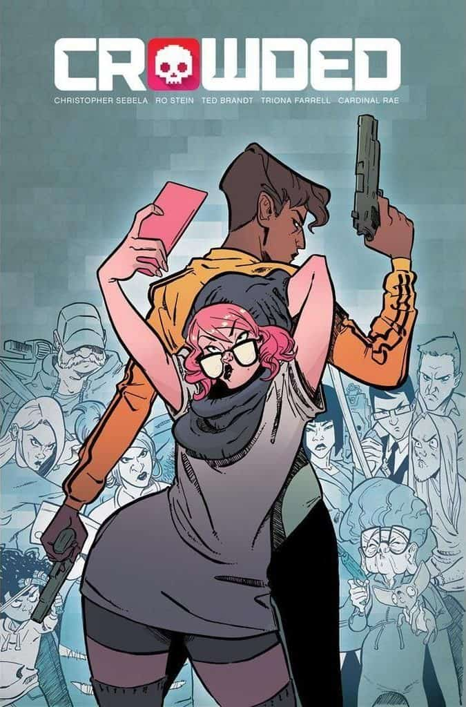 Crowded comic review