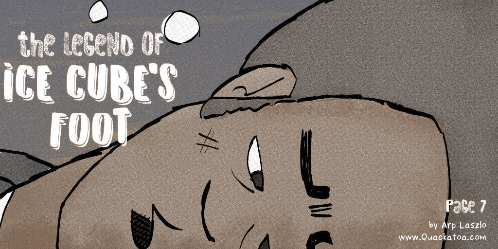 Meanwhile... #IceCubesFoot page 7 by @thisisarp